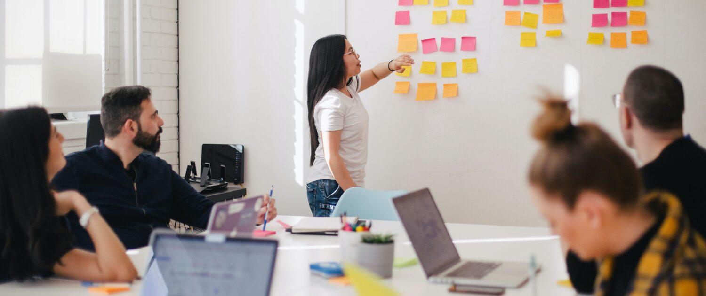 Coaching voor marketing communicatie teams